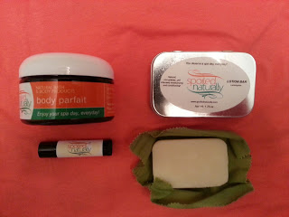 Spoiled Naturally Products